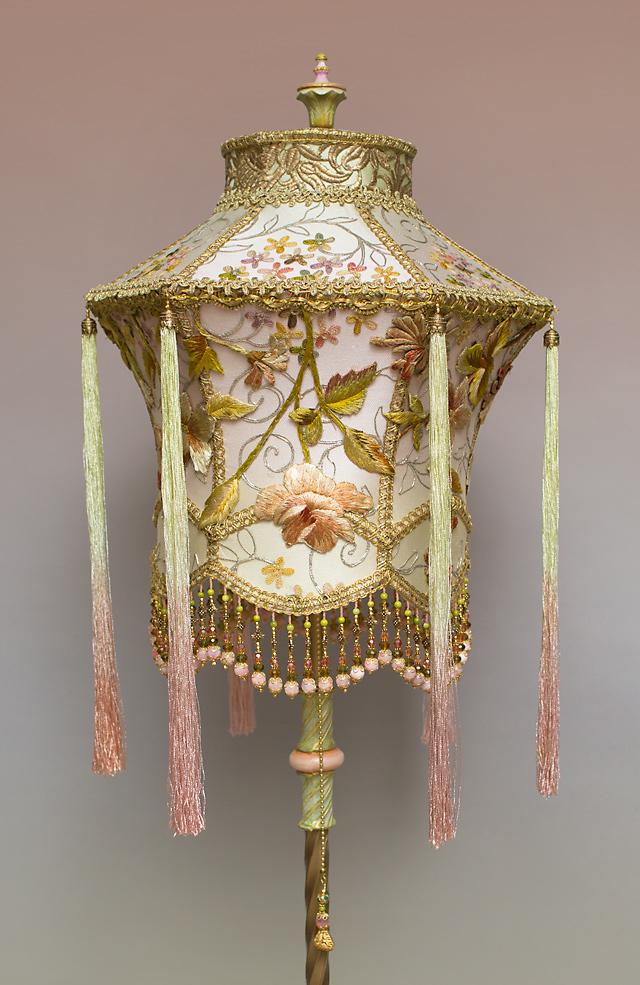 Nightshades Victorian Lampshade Chinoiserie Lantern